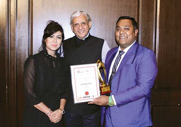 Engr. Mehedi Hasan gets south Asian business award